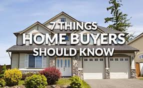 Things to know when Buying property